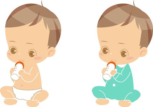 아기 (우유)