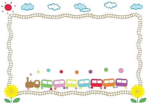 Fairy tale train 1