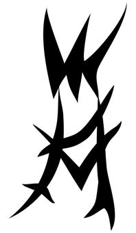 Tribal - TATOO Pattern - 003
