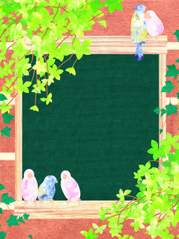 Wall frame 02