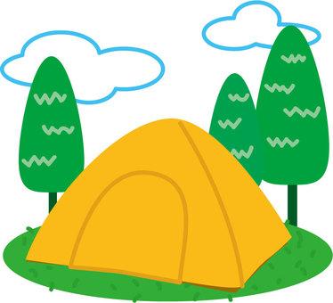 Camp (tent)
