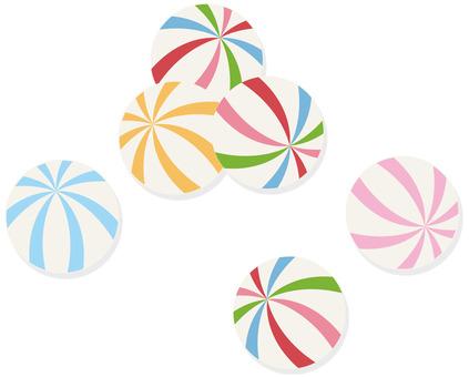 Handmade candy