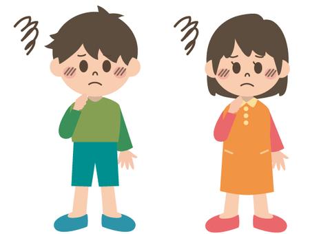 兒童插畫(困難)