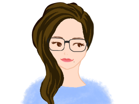 여성용 안경