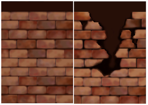 Brick (red) 2 patterns