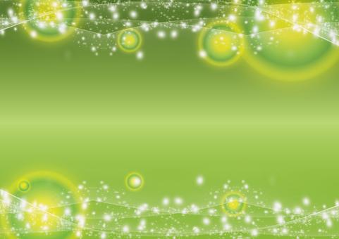 Kirara Invadable circle (green)