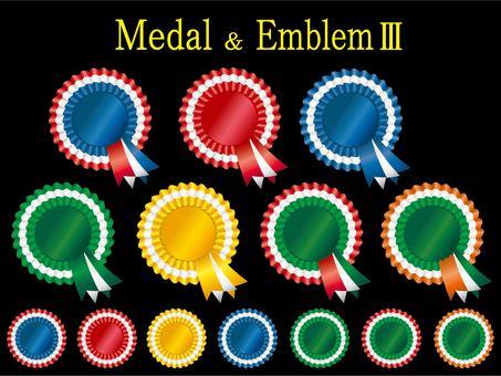 メダル&勲章 3