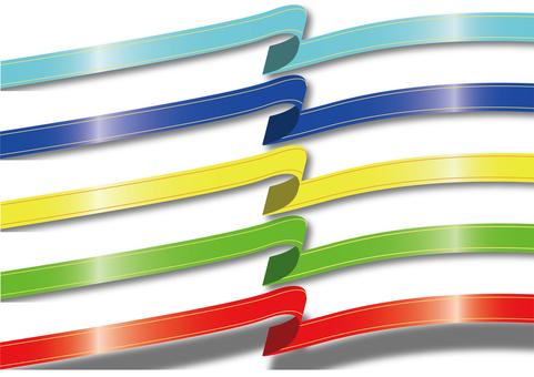 Ribbon set 3