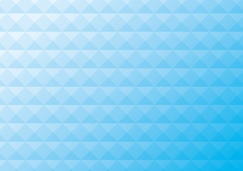 Summer triangle geometric pattern _ sea blue background picture ☆ wallpaper
