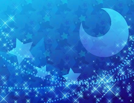 Glitter Starry Sky _ No Aurora