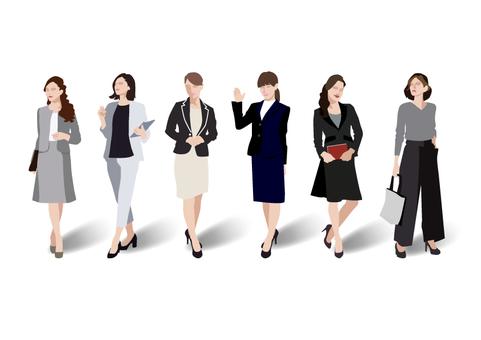 Office fashion 【4】