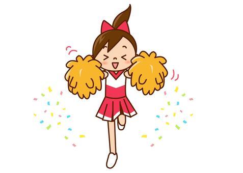 Cheer Girl - Furifuri