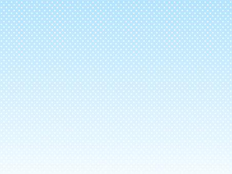 Polka dot background (light blue gradation)