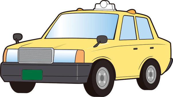 黄タクシー