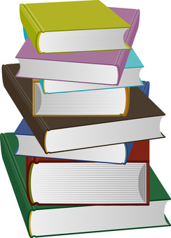 Book loading pile