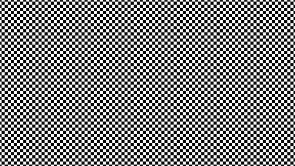 1cm check pattern (black) for PC wallpaper