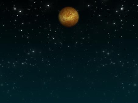 宇宙壁紙 金星②