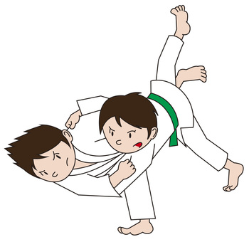 Judo teenager 3