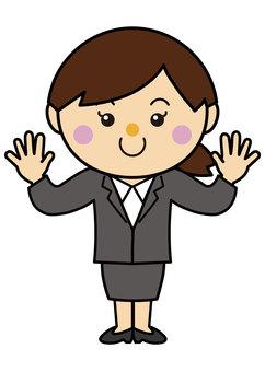 Woman 20_01 (suit)