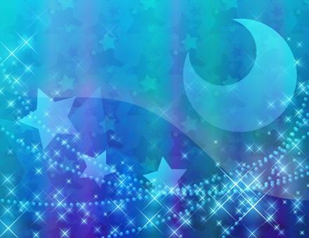 Glitter Starry Sky _ Aurora Available