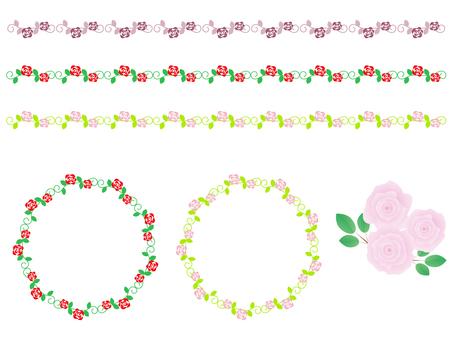 Rose decoration ruling