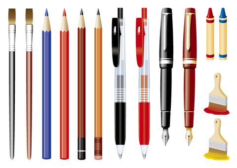 Writing utensil (pen) set