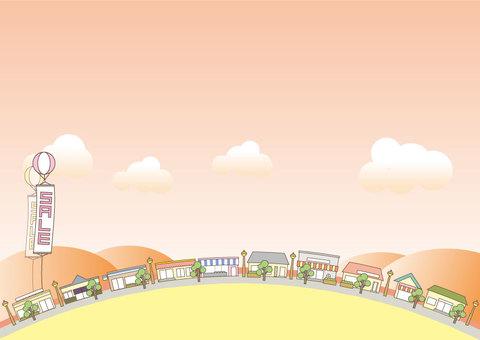 購物中心背景6
