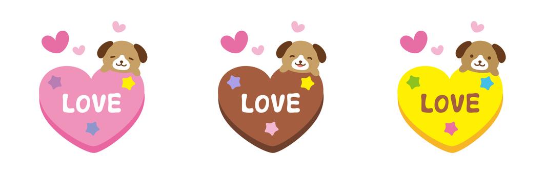 Chocolate material _ Beagle