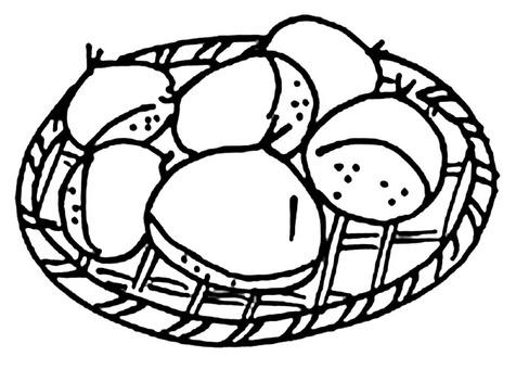 Chestnut drawing