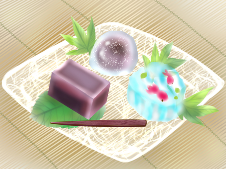 Summer sweets