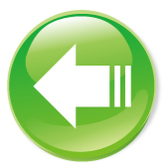 Arrow icon - green
