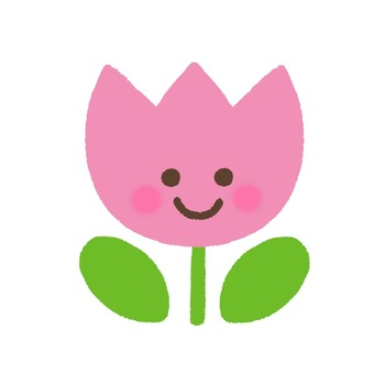 Tulip spring season