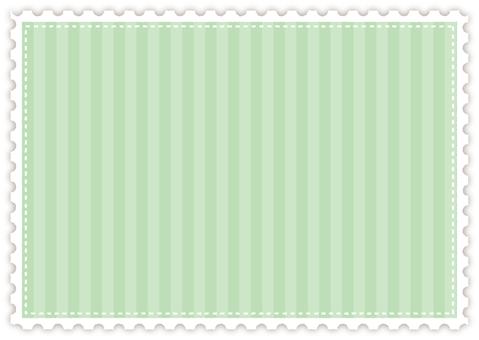 Furen * Stamp Wind _ Green