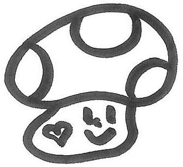 きのこちゃん mushroom