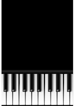 Piano (vertical type)