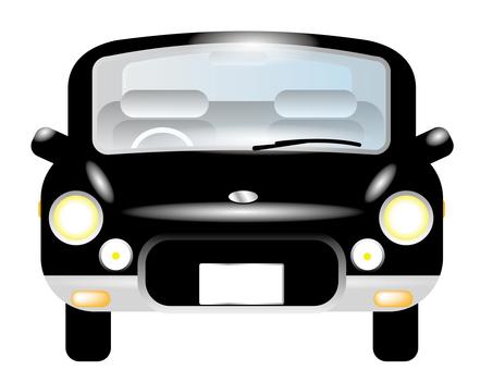 汽車(黑色)