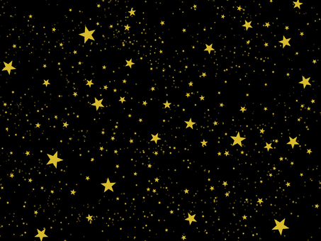 Star and starry sky wallpaper material
