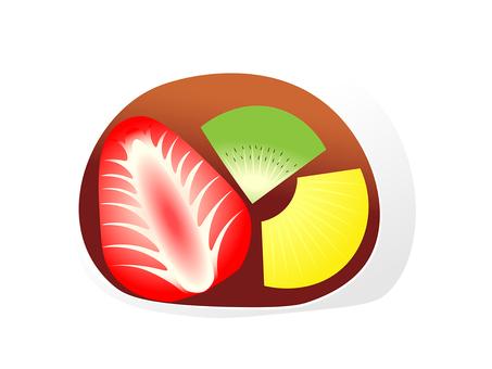 Fruit Daifuku