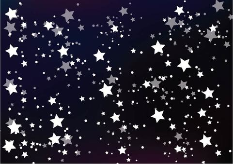 밤하늘의 별빛