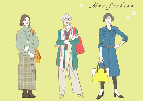Mrs. Fashion