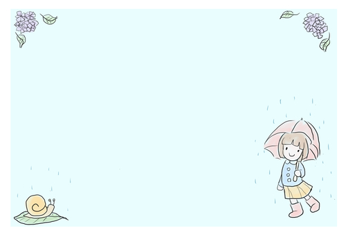 Wet day