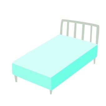 이사 - 침대