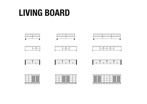 Living board