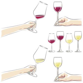 Wine set 2