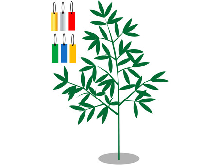 Stylish bamboo grass 1