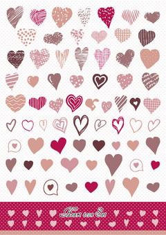 heart icon set2