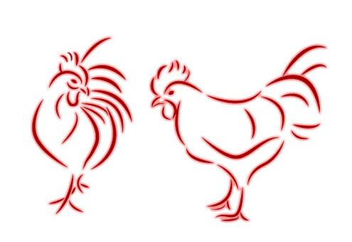 Chicken No1