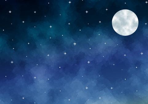 Night sky 05