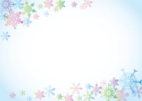 Winter message card 3