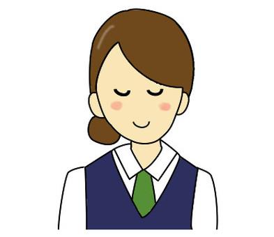櫃檯女士3